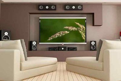 TV and home cinema
